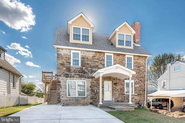 435 6TH Avenue W A, CONSHOHOCKEN, PA 19428 (#PAMC666964) :: ExecuHome Realty