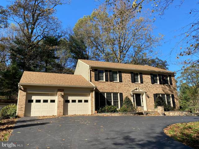 3308 Miller Heights Road, OAKTON, VA 22124 (#VAFX1160932) :: The Redux Group