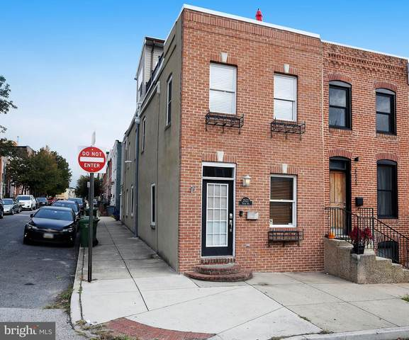2522 Foster Avenue, BALTIMORE, MD 21224 (#MDBA527570) :: New Home Team of Maryland