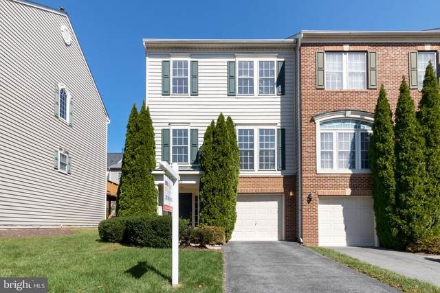 13911 Chatterly Place, GERMANTOWN, MD 20874 (#MDMC729684) :: Great Falls Great Homes