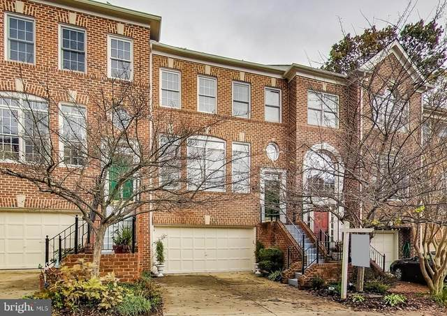 1029 Grand Oak Way, ROCKVILLE, MD 20852 (#MDMC729696) :: The Miller Team