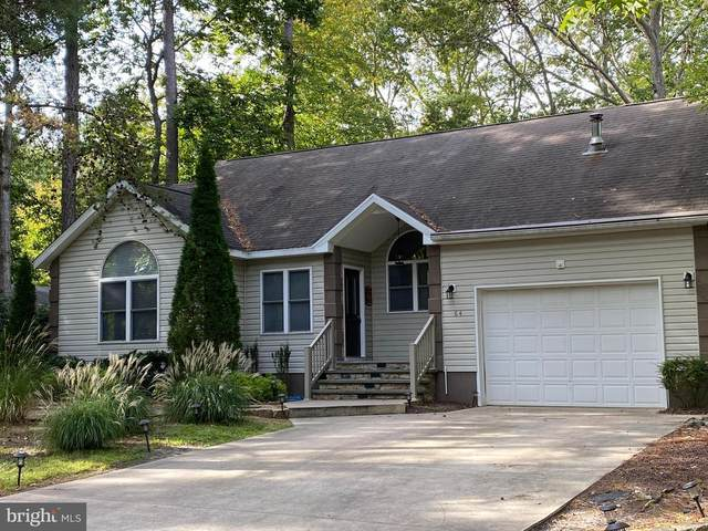 64 Windjammer Road, OCEAN PINES, MD 21811 (#MDWO117554) :: Crossroad Group of Long & Foster
