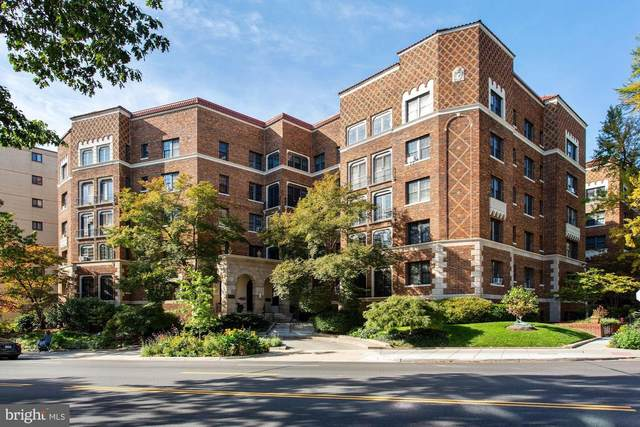 4514 Connecticut Avenue NW #505, WASHINGTON, DC 20008 (#DCDC491408) :: Great Falls Great Homes