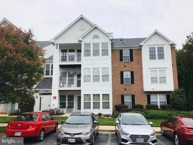 2400 Autumn Harvest Court #304, ODENTON, MD 21113 (#MDAA449544) :: The Redux Group