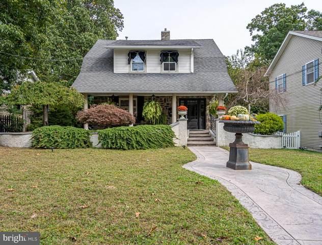 1220 Glassboro Road, WOODBURY HEIGHTS, NJ 08097 (MLS #NJGL265938) :: The Dekanski Home Selling Team