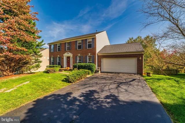 15509 Marsh Overlook Drive, WOODBRIDGE, VA 22191 (#VAPW506862) :: RE/MAX Cornerstone Realty