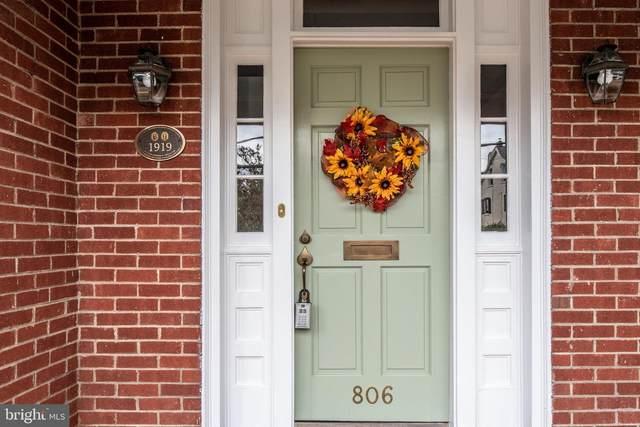 806 Hanover Street, FREDERICKSBURG, VA 22401 (#VAFB117948) :: The Redux Group