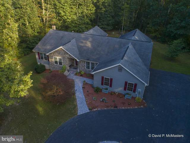 2996 Cherry Run Road, HEDGESVILLE, WV 25427 (#WVBE181068) :: Hill Crest Realty