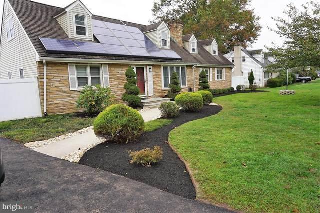4 Manor Drive, EWING, NJ 08628 (#NJME303164) :: Holloway Real Estate Group