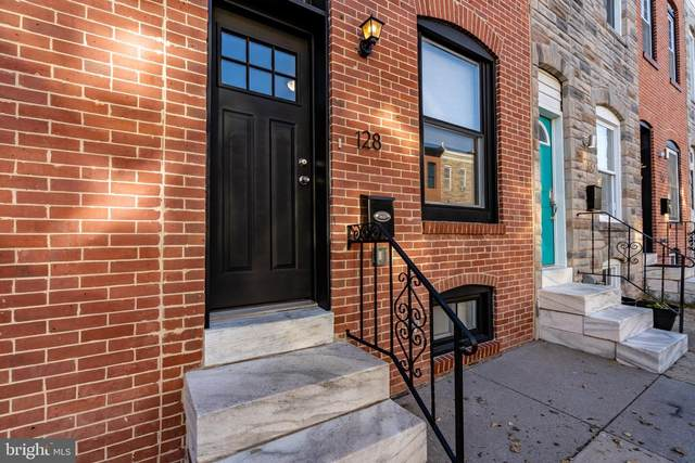 128 N Curley Street, BALTIMORE, MD 21224 (#MDBA527612) :: The Redux Group