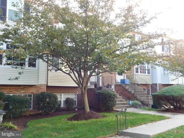 15031 Cherrywood Drive 5P, LAUREL, MD 20707 (#MDPG584292) :: Better Homes Realty Signature Properties