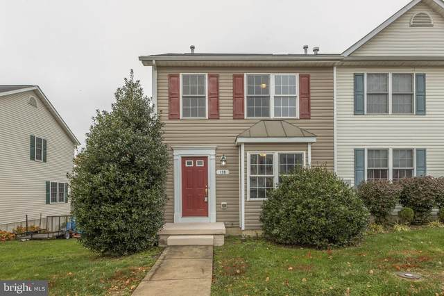 110 Seabreeze Lane, WINCHESTER, VA 22602 (#VAFV160242) :: V Sells & Associates | Keller Williams Integrity