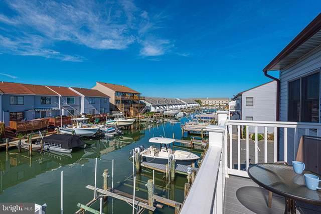 2813 Tern Drive #208, OCEAN CITY, MD 21842 (#MDWO117568) :: Corner House Realty