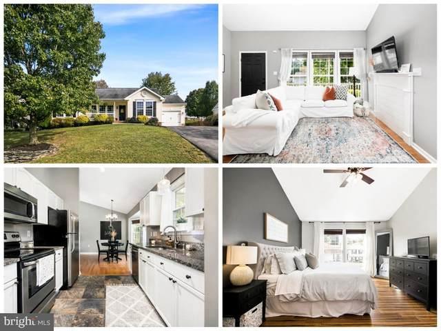 225 Quality Terrace, MARTINSBURG, WV 25403 (#WVBE181074) :: Jennifer Mack Properties