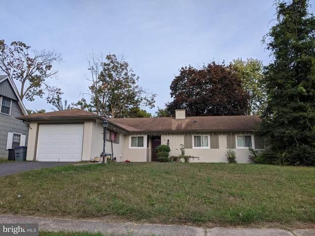 40 Snowflower Lane, WILLINGBORO, NJ 08046 (MLS #NJBL383876) :: The Dekanski Home Selling Team