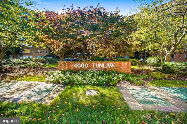 4000 Tunlaw Road NW #807, WASHINGTON, DC 20007 (#DCDC491488) :: The Bob & Ronna Group