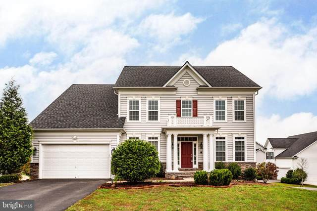 1 Columbia Way, STAFFORD, VA 22554 (#VAST226362) :: RE/MAX Cornerstone Realty