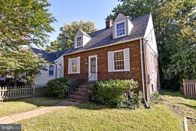 705 Wayne Street, ALEXANDRIA, VA 22301 (#VAAX252094) :: Blackwell Real Estate