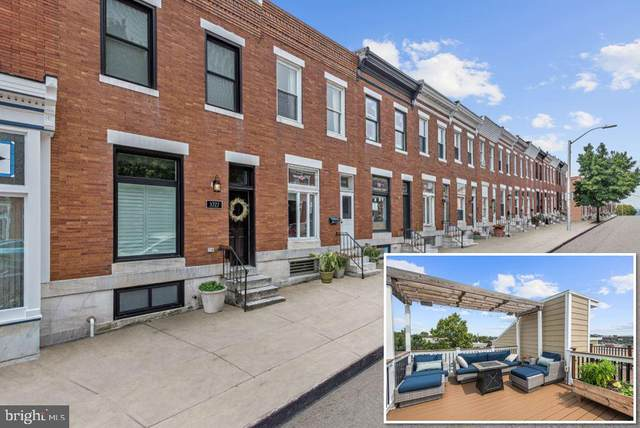 3725 Fait Avenue, BALTIMORE, MD 21224 (#MDBA527642) :: SURE Sales Group