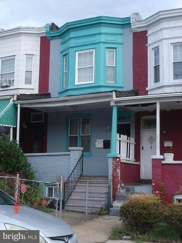 503 Poplar Grove Street, BALTIMORE, MD 21223 (#MDBA527644) :: Ultimate Selling Team