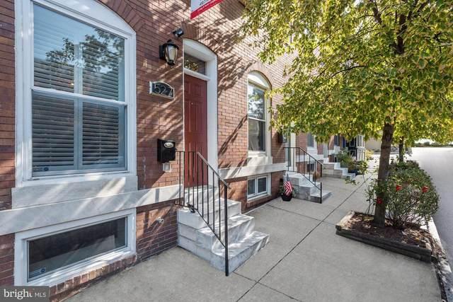 527 S Curley Street, BALTIMORE, MD 21224 (#MDBA527660) :: The Bob & Ronna Group