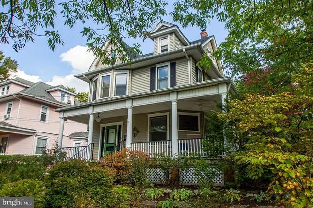 100 E Homestead Avenue, COLLINGSWOOD, NJ 08108 (MLS #NJCD404862) :: The Dekanski Home Selling Team