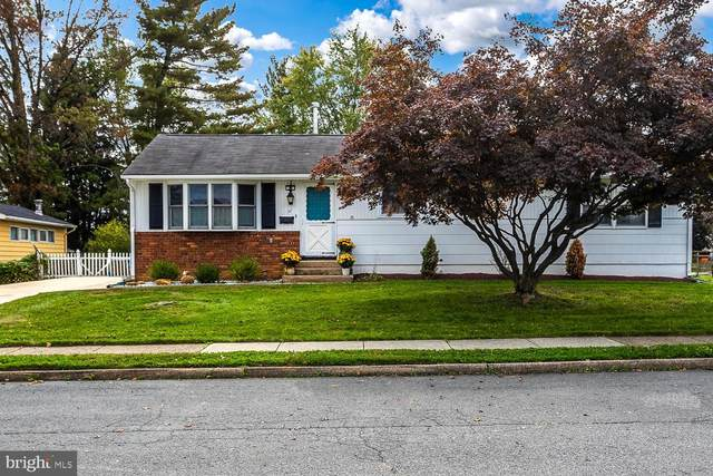 37 Jamaica Way, HAMILTON, NJ 08610 (#NJME303196) :: Keller Williams Realty - Matt Fetick Team