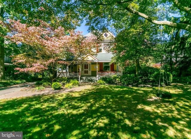 125 E Oak Avenue, MOORESTOWN, NJ 08057 (MLS #NJBL383922) :: The Dekanski Home Selling Team