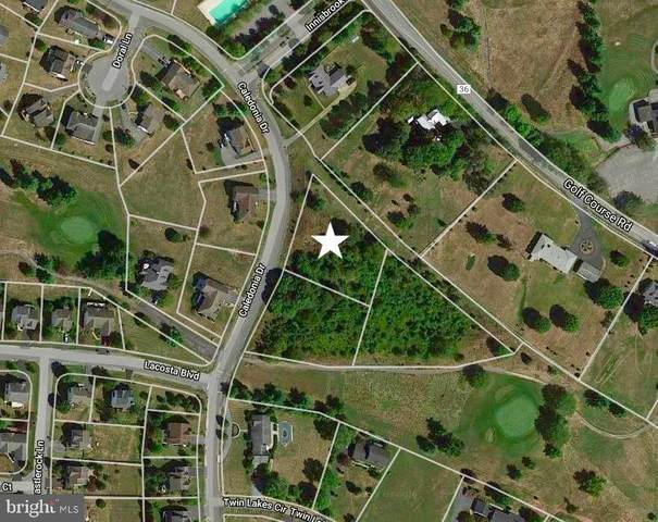 Lot 3 Caledonia Drive, MARTINSBURG, WV 25405 (#WVBE181096) :: The Sky Group