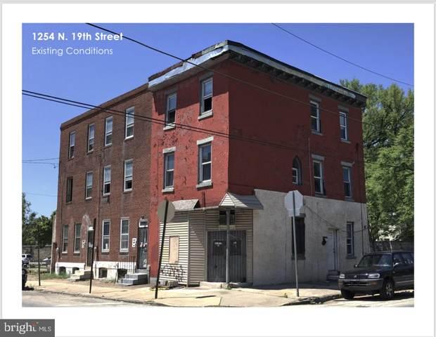 1254 N 19TH Street, PHILADELPHIA, PA 19121 (#PAPH944406) :: LoCoMusings