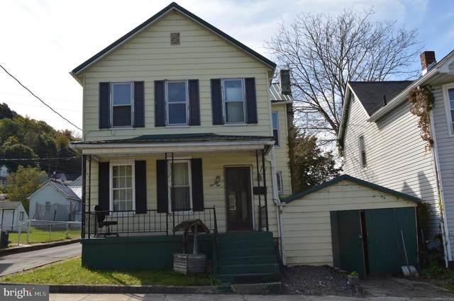 22 Silver Street, RIDGELEY, WV 26753 (#WVMI111474) :: Blackwell Real Estate