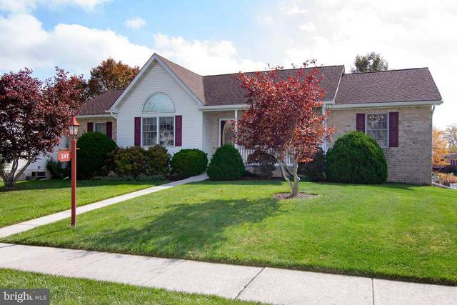 247 S Columbus Avenue, LITTLESTOWN, PA 17340 (#PAAD113604) :: The Joy Daniels Real Estate Group