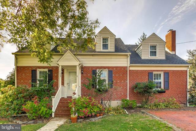 1706 Notre Dame Avenue, LUTHERVILLE TIMONIUM, MD 21093 (#MDBC509492) :: The Dailey Group