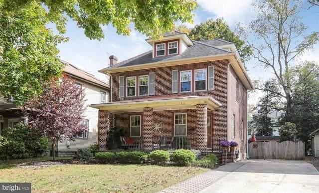 132 Hawthorne Avenue, HADDONFIELD, NJ 08033 (#NJCD404902) :: Holloway Real Estate Group