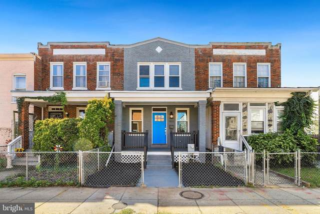1811 Gales Street NE, WASHINGTON, DC 20002 (#DCDC491606) :: The MD Home Team
