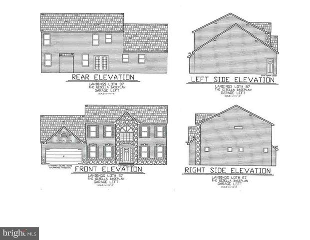 421 Jared Way Lot 87, NEW HOLLAND, PA 17557 (#PALA171750) :: The Heather Neidlinger Team With Berkshire Hathaway HomeServices Homesale Realty