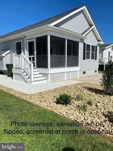 108 Clam Shell Drive, OCEAN CITY, MD 21842 (#MDWO117586) :: Dawn Wolf Team