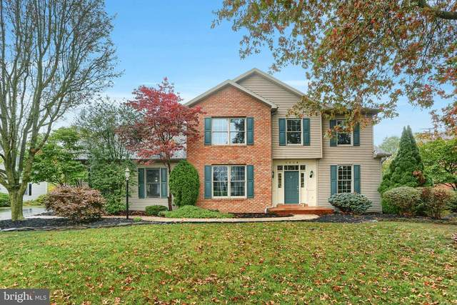3808 Pamay Drive, MECHANICSBURG, PA 17050 (#PACB128838) :: The Heather Neidlinger Team With Berkshire Hathaway HomeServices Homesale Realty