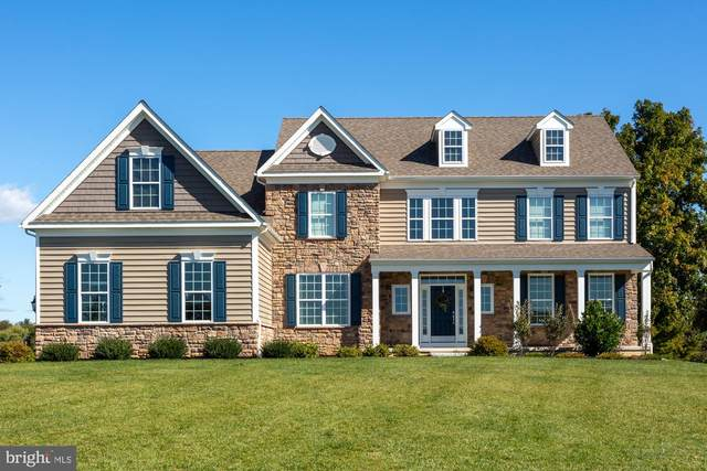 24 Emma Court, DOWNINGTOWN, PA 19335 (#PACT518678) :: Blackwell Real Estate