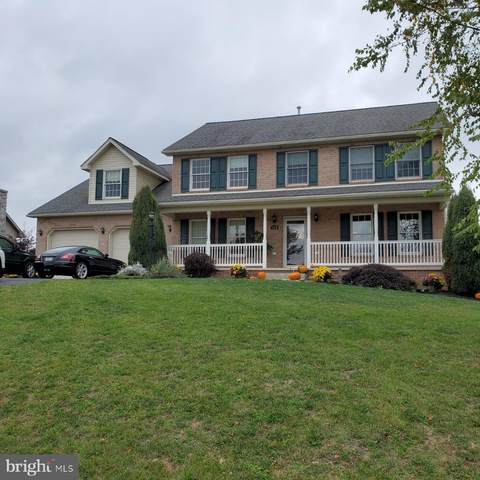 8473 Harper Drive, WAYNESBORO, PA 17268 (#PAFL175836) :: The Matt Lenza Real Estate Team
