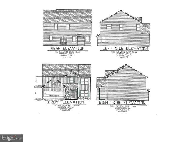 522 Jared Way Lot 6, NEW HOLLAND, PA 17557 (#PALA171760) :: The Jim Powers Team