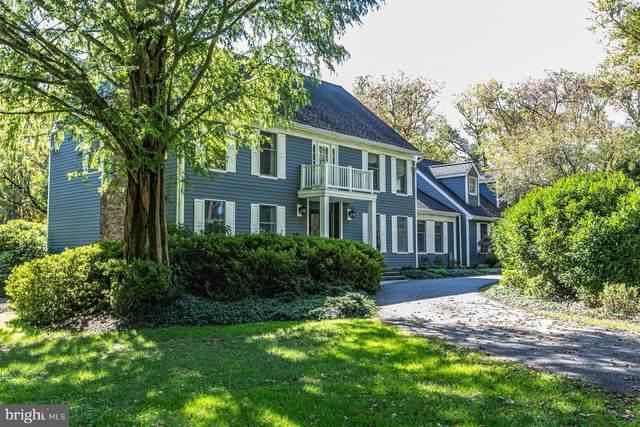9 Foxcroft Drive, PRINCETON, NJ 08540 (#NJME303216) :: Keller Williams Realty - Matt Fetick Team
