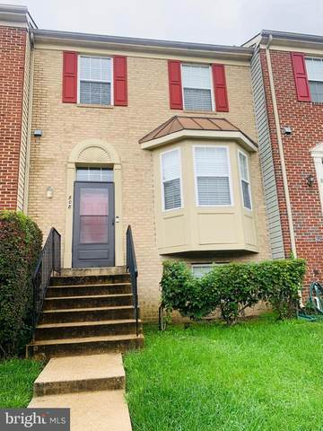 808 Queensdale Court, CAPITOL HEIGHTS, MD 20743 (#MDPG584418) :: Certificate Homes