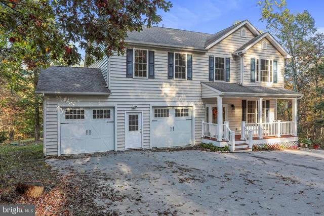 1035 T Bird Drive, FRONT ROYAL, VA 22630 (#VAWR141758) :: The Redux Group