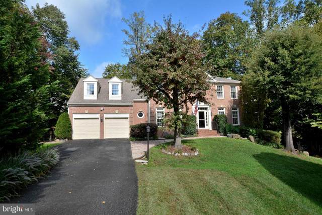 8005 Hedgewood Court, FAIRFAX STATION, VA 22039 (#VAFX1161282) :: Bruce & Tanya and Associates