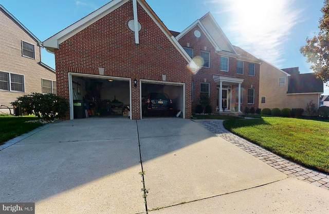 45 Greenbrier Drive, MOUNT HOLLY, NJ 08060 (#NJBL383994) :: Blackwell Real Estate