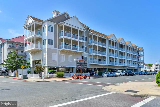 200 Wicomico Street #102, OCEAN CITY, MD 21842 (#MDWO117598) :: Crossroad Group of Long & Foster