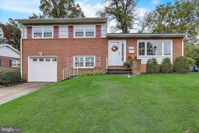 233 Deep Dale Drive, LUTHERVILLE TIMONIUM, MD 21093 (#MDBC509564) :: Certificate Homes