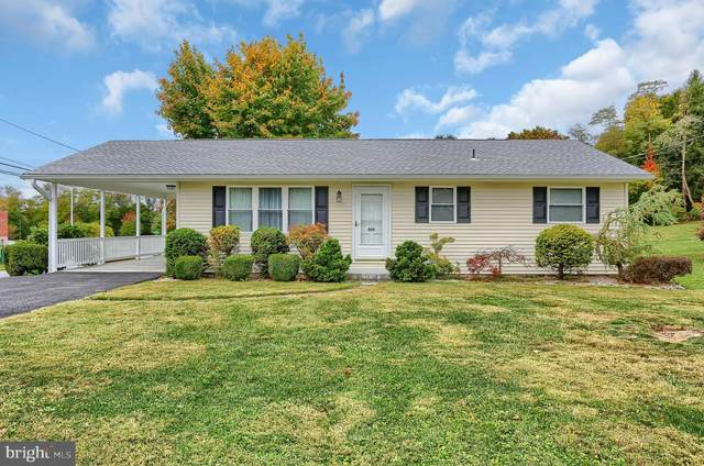 200 Shughart Avenue, BOILING SPRINGS, PA 17007 (#PACB128856) :: Bob Lucido Team of Keller Williams Integrity