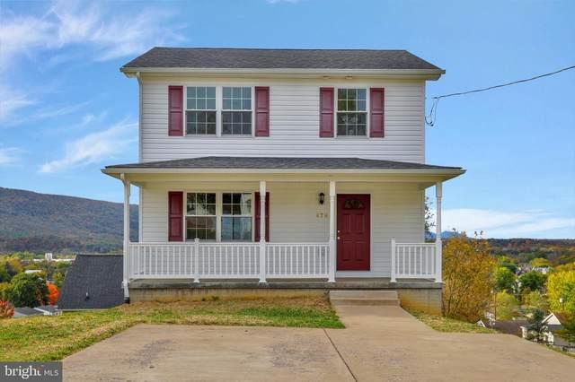 476 Thompson Street, STRASBURG, VA 22657 (#VASH120594) :: Erik Hoferer & Associates